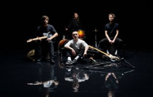 Talk Show share intense live session video for 'Trouble'