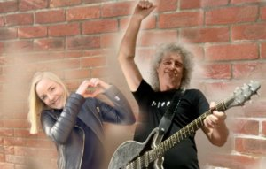 Brian May teams up with Kerry Ellis for new track 'Panic Attack 2021 (It's Gonna Be All Right)'