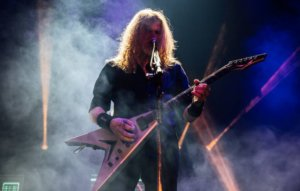 """Megadeth launch """"one-of-one"""" Vic Rattlehead NFT"""