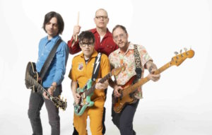 Weezer have launched their own CD-inspired Roomba hoover