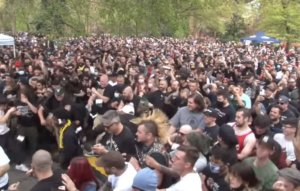 """New York hardcore show to a crowd of """"well over 2000"""" people under investigation for coronavirus rule breaches"""