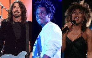 Foo Fighters, Jay-Z and Tina Turner inducted into the Rock & Roll Hall Of Fame