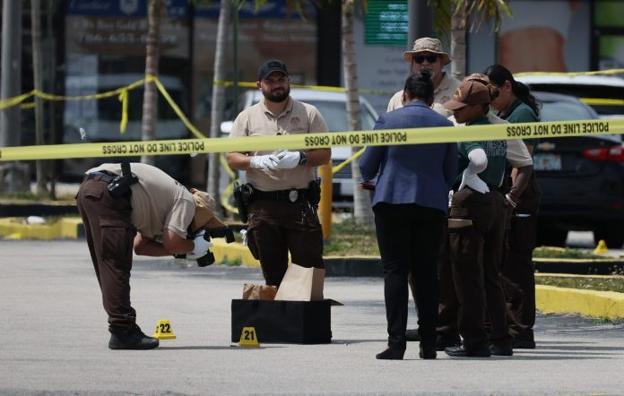 Two dead, 20 injured in shooting outside Miami concert