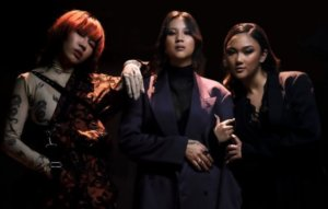 Ramengvrl, Danilla Riyadi and Marion Jola embrace their madness in 'Don't Touch Me' music video