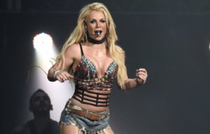Britney Spears says she doesn't know if she'll ever take to the stage again