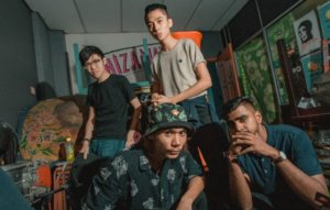 Watch Malaysian math rockers The Filters' blistering performance on Audiotree