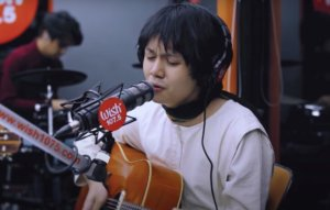 Watch Zild perform 'Kyusi' live on the Wish 107.5 Bus