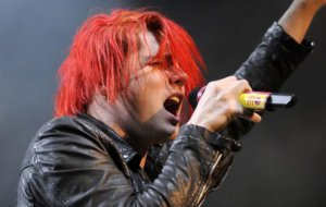 My Chemical Romance launch makeup range inspired by 'Danger Days' era