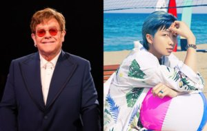 Elton John responds to BTS referencing him on 'Permission To Dance'