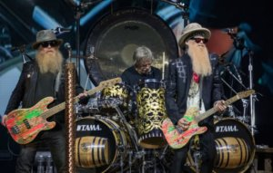 ZZ Top will continue on following death of Dusty Hill, confirms Billy Gibbons