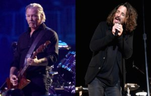Metallica pay tribute to Chris Cornell with 'I Am the Highway' concert vinyl