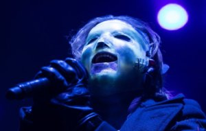 Corey Taylor says he has three songs left to record for new Slipknot album