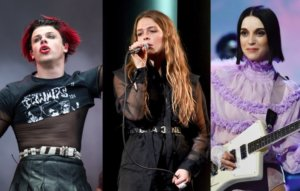 Yungblud, Maggie Rogers, St. Vincent among artists speaking out against new Texas abortion law