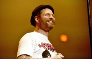 Slipknot's Corey Taylor debuts new mask at band's first show in 18 months