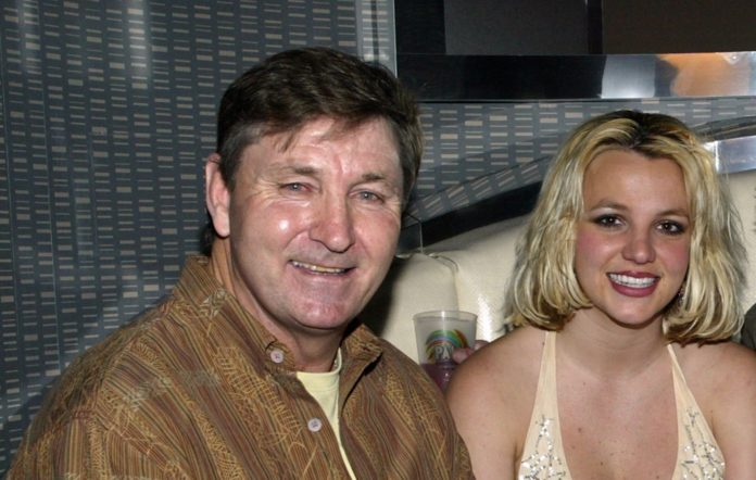 britney spears jamie spears getty images chris farina