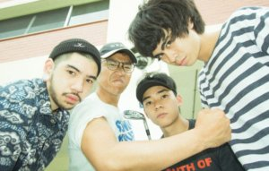 Members of Subsonic Eye form new band Carpet Golf, release debut EP