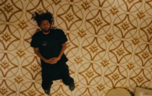 Watch J. Cole rap over Drake's 'Pipe Down' beat in 'Heaven's EP' video