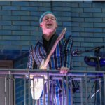 Watch Jack White play surprise London rooftop set to celebrate opening of Third Man Records