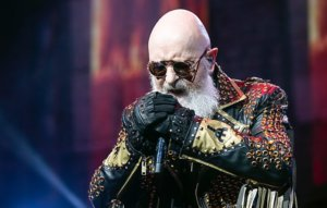 Judas Priest's Rob Halford reveals he was treated for prostate cancer, is now in remission