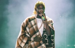 Young Thug sues apartment building for allegedly giving stranger 200 unreleased songs worth over $1million