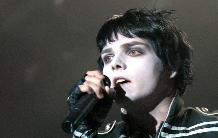 My Chemical Romance's Gerard Way reveals 'Welcome To The Black Parade' was almost cut